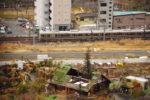 190203 梅田信号場~新大阪の207系試運転を上から撮る