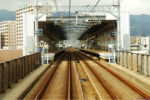阪神本線で8両運転へ?今津のホーム延伸ほぼ完成!