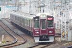 190819 阪急京都線で人身事故、特急・準急が「桂」行きで運転される(その1)