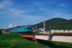 撮影地メモ:三輪~桜井(その3・初瀬川橋梁南側)