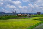 撮影地メモ:興戸~三山木(その3・天井川南岸)