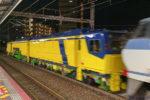 【動画】EF66牽引のマルタイ甲種輸送@大阪環状線・野田駅